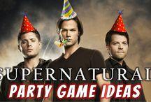 Supernatural Party