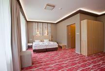 Pokoje oraz apartamenty / Poznajcie butikowy hotel od środka.