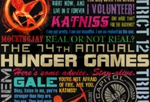 Hunger Games / by Natasha Carpenter
