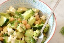 Yummie salades