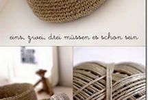 bricolage au crochet