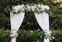 łuk ślubny