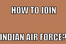 Join Indian Air Force / Useful pins related to the topic of joining the IAF!
