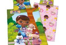 Disney Doc McStuffins collection | Klinika dla pluszaków kolekcja / Doc McStuffins kids bedding set collection | Klinika dla pluszaków kolekcja pościeli