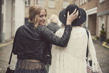 ∆∆ FREE PEOPLE ∆∆ / First FPme London showroom shoot featuring Nostalgic Feather jewellery