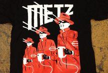 band art / album covers, gig posters, t-shirts--visual art from musical artists / by Robert Sharp