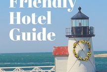 Family Lodging / Hotels, B&Bs, Rentals...the best places to stay with family.