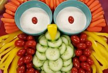 FRUIT & VEGETABLE ART