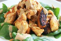 Recipes / Healthy foods