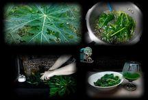 Papaya leaves health benefits. How to make Papaya leaves juice.