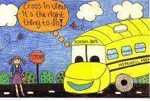 Bus Safety Posters
