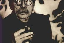 Anton Corbijn - Don van Vliet Captain Beefheart / Dutch Photographer