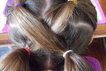 Easy hairstyles for littele girls