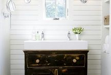 Bathroom Spaces / by Shannon Bogan