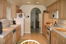 Modern Design for Kitchen, Master and Guest Baths - Before and After