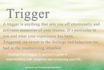 COMPLEX PTSD/TRAUMA / TRIGGERS/SYMPTOMS/TREATMENTS/DO NOT SAY OR DO