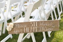 Wedding Decor / by Meaghan Graves