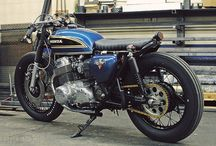 Cafe Racer Legacy / CR bikes are back! / by Marcio Yago Rodrigues Sahade