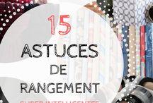 Astuces Rangement