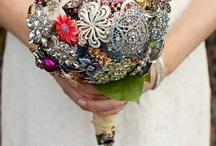 Brooch bouquet ideas