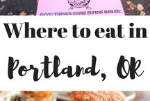 Travel Bucket List - Portland Oregon / What is on your travel bucket list? This board is a collection of pins on what to do, where to stay, what to eat, places to see in Portland, Oregon.