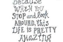 Words to Live By. / by Kristin Kratzer