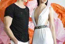 CAMPAIGN  S/S•16 by Vassilis Thom / Women's & Men's Fashion