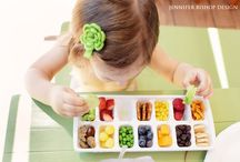 Getting the kid to eat well / by Chrisha Dilley