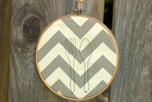 Chevron LOVE / by Natalie Woofter