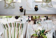 A Very Woodland Wedding / by Kellie Medivitz {PrintableGirl}