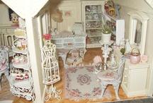 Miniature Doll House / by Kathy Bernsen