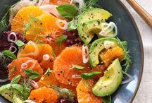 34 clean dishes Citrus, Fennel, and Avocado Salad | 34 Clean Eating Recipes That Are Perfect For Spring