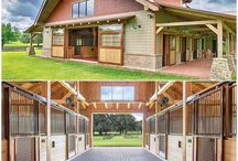 Hearthstone Barns / All of our barns are custom and we can do anything you want, so don't feel constrained by existing projects or floor plans. We keep adding projects all the time, so come back often to study more!