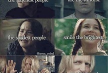 "Hunger Games / ""Hope is stronger then fear."""