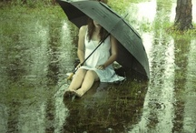 Have You Ever Seen The Rain? / by Angie