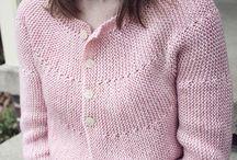 knit ferri accorciati tecnica
