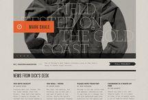 Web Design / by Cristina Bunn