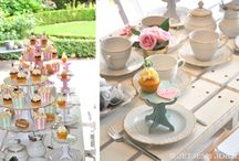 pinkies up / this board is for the high tea lovers