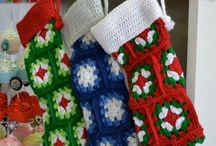 Crochets for Christmas