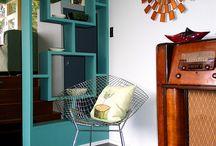 Interior design / Room divider