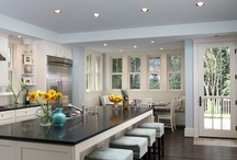 Kitchens / Every woman's dream