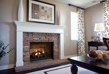 Fierce Fireplaces / Keep warm in style!