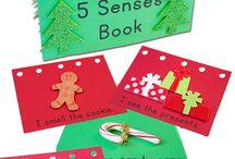 Christmas printables (school)
