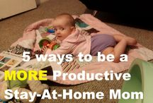 Stay at home mommy of 3 / by Alysha Zipsie