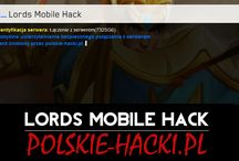 Lords Mobile hack