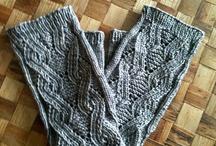 gloves scarfs