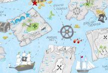 Treasure maps charlie