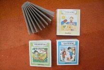 Leer es un placer / Nos gusta leer y nos gustan los niños que leen: en nuestra sección 'Juguetes y cole' de Creciclando encontrarás libros, cuentos para colorear, recortables... para todas las edades, desde 1 punto.