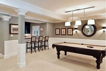 Amazing Game/Media Rooms / Fun rooms for the family