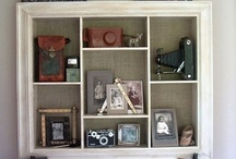 Decor with Heirlooms / by Mary Beth Martini-Lyons